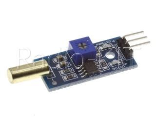 Датчик наклона и вибрации для Ардуино SW-520D Модуль