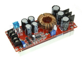 Преобразователь DC-DC повышающий 1200W SZ-BT07CCCV Модуль