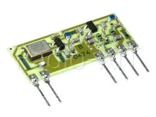 Передатчик 433.92MHz TX-SAW-MID-3V