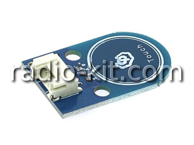 Сенсорная кнопка выключатель для Ардуино TouchPad Модуль