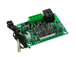 Терморегулятор цифровой DC12V XH-W1219 Модуль