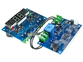Терморегулятор цифровой DC12V XH-W1401 Модуль(HW-559)