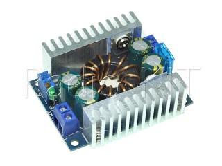 Преобразователь DC-DC повышающий 150W на UC3843 с регулятором YH11063D Модуль