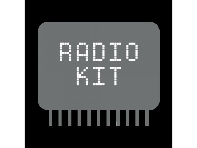 Радиомодуль беспроводной передатчик и приемник 433M Модуль